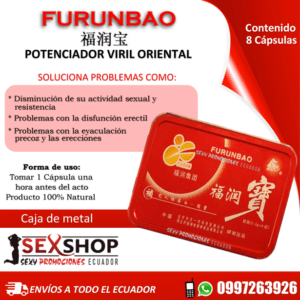 Potenciador Sexual Herbal Chino