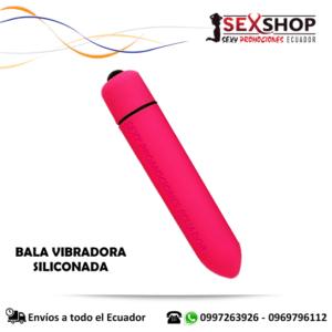 Bala Vibradora Siliconada