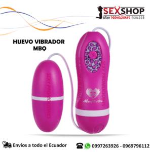 Huevo Vibrador MBQ EStimulador Femenino