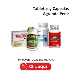 Tabletas y Cápsulas