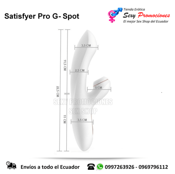 satisfyer pro G- spot